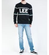 Lee Blouse 90´S LOGO CREW L80A Black