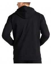 Lee BASIC ZIP THROUGH HOODIE L80K Black