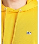 Lee PLAIN HOODIE L80Y Golden Yellow