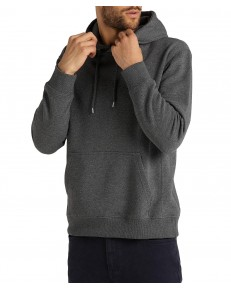 Lee PLAIN HOODIE L80Y Dark Grey Mele