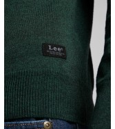 Lee HIGH NECK KNIT L83C Pine