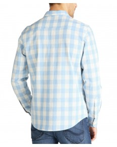 Lee RIDER SHIRT L851 Sky Blue