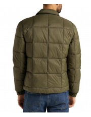 Lee CHETOPA PUFFER JACKET L86M Olive Green
