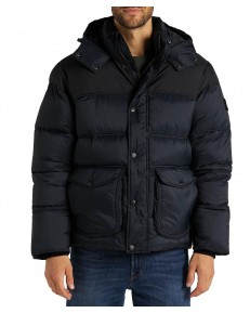 Lee PUFFER JACKET L86N Black