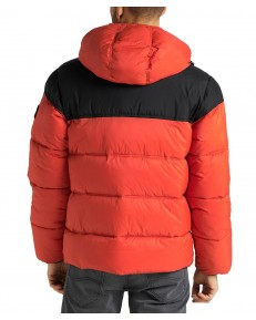 Lee PUFFER JACKET L86N Poinciana