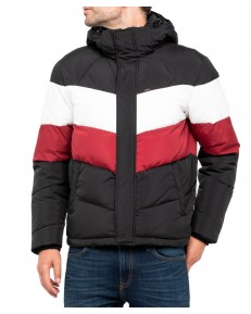 Lee PUFFER JACKET L86V Pitch Black