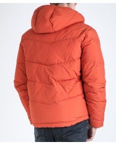 Lee PUFFER JACKET L86V Rust Orange