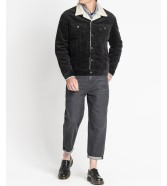 Lee SHERPA JACKET L87A Black