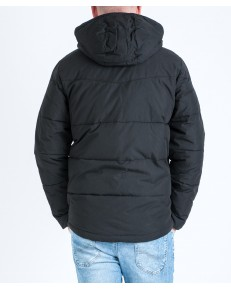 Lee PUFFER JACKET L87T Black