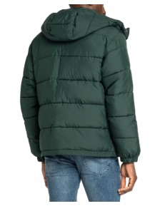 Kurtka Lee PUFFER JACKET L87X Dark Green Bootle