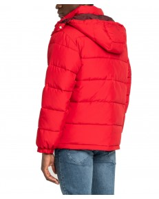 Kurtka Lee PUFFER JACKET L87X Warp Red
