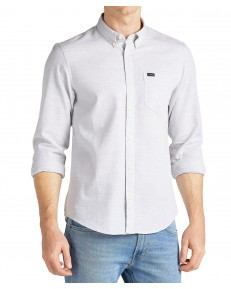 Lee BUTTON DOWN L880 Sharp Grey Mel