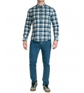 Lee BUTTON DOWN L880 Washed Blue