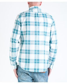 Lee BUTTON DOWN L880 Faded Green
