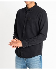 Lee BUTTON DOWN L880 Black