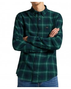 Lee BUTTON DOWN L880 Pine