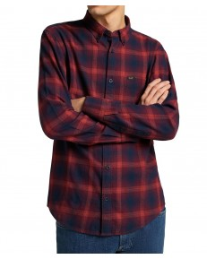 Lee BUTTON DOWN L880 Redrum