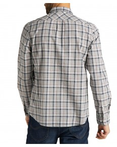 Lee BUTTON DOWN L880 Grey Mele