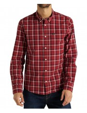 Lee BUTTON DOWN L880 Red Ochre