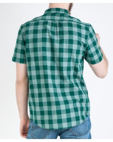 Lee BUTTON DOWN SS L886 Evergreen