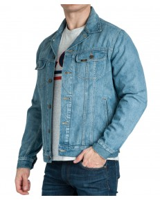 Lee RIDER JACKET L89Z Oakwood Light