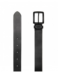 Lee LOGO BELT LA055 Black