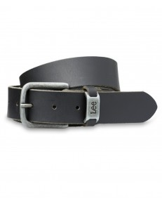 Lee LOGO BELT LC12 Black