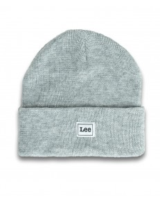 Lee CORE BEANIE LG05 Sharp Grey Mele