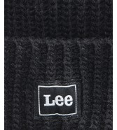 Lee RIB BEANIE LH03 Black