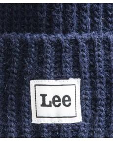 Lee RIB BEANIE LH03 Navy