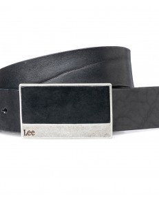 Lee BUCKLE BELT LU035 Black