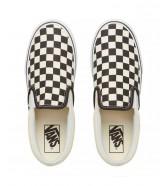 Vans CLASSIC SLIP-ON PLATFORM Black & White Chckerboard/White