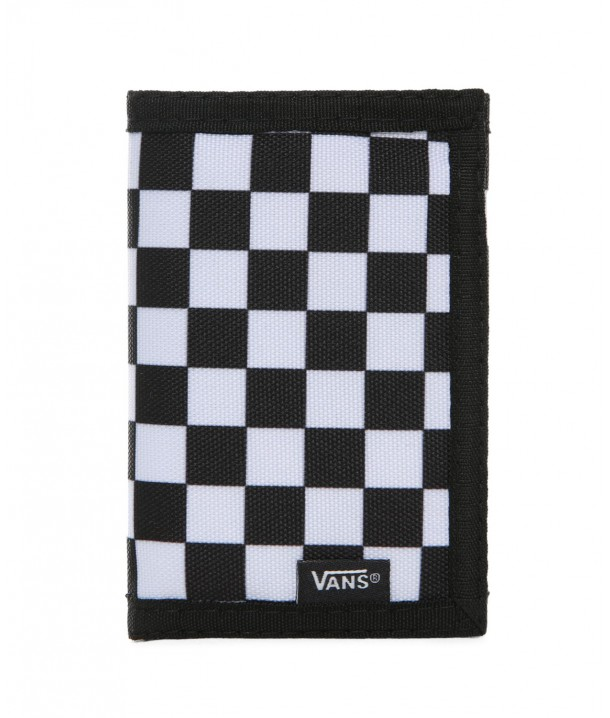 Vans SLIPPED Black/White Checkerboard