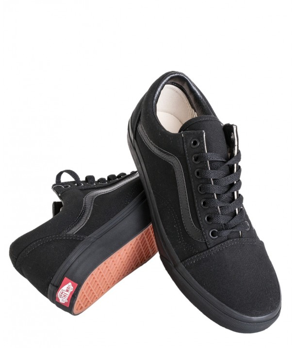 Vans OLD SKOOL Black/Black V00D3HBKA