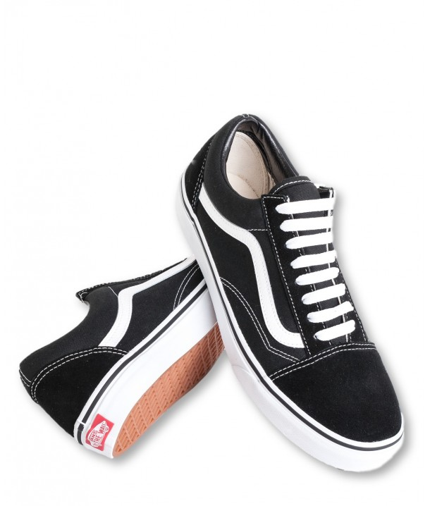 Vans OLD SKOOL Black/White V00D3HY28