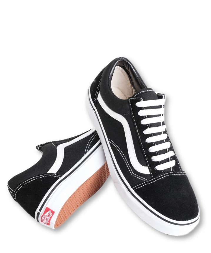 Buty Vans OLD SKOOL BlackWhite