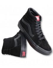 Buty Vans U SK8-HI Black/Black