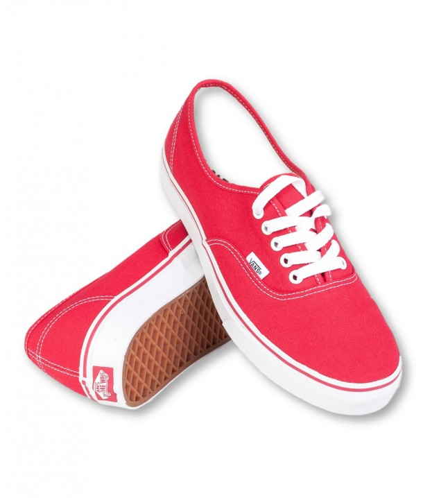 Vans U AUTHENTIC Red V00EE3RED