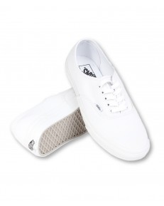 Vans U AUTHENTIC True White