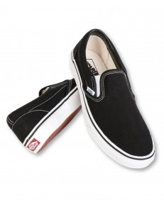 Buty Vans CLASSIC SLIP-ON Black