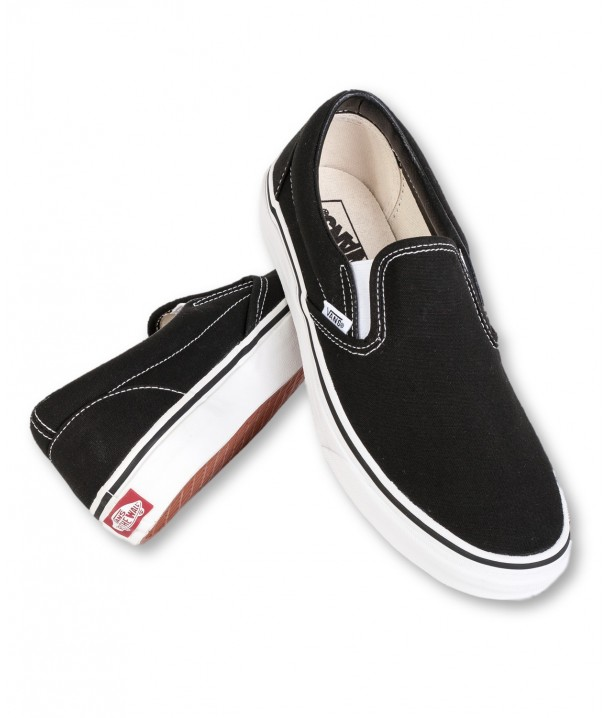 Vans U CLASSIC SLIP-ON Black V00EYEBLK