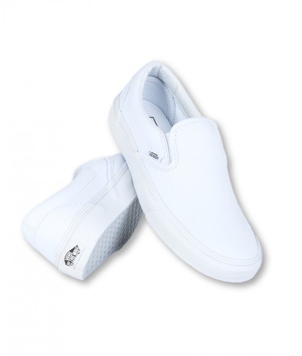 Vans U CLASSIC SLIP-ON True White V00EYEW00