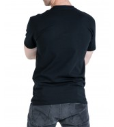 T-shirt Vans CLASSIC Black/White
