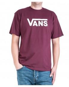 Vans CLASSIC Burgundy/White