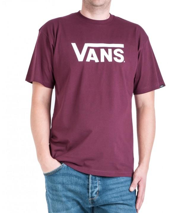Vans CLASSIC Burgundy/White V00GGGZ28