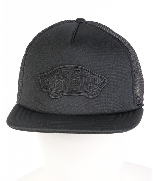 Vans CLASSIC PATCH TRUCKER Black V00H2VBLK