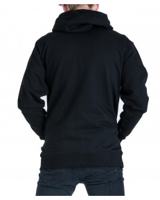Bluza Vans CLASSIC HOODIE ZIP Black/White