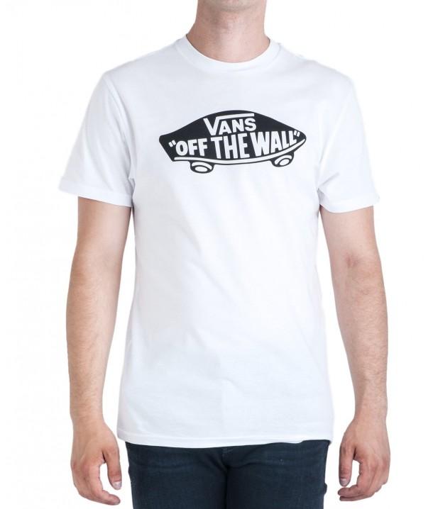 T-shirt Vans OTW White/Black V00JAYYB2