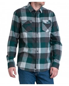 Vans BOX FLANNEL Vans Trekking Green/Grey Heather