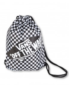 Vans BENCHED BAG Black/White